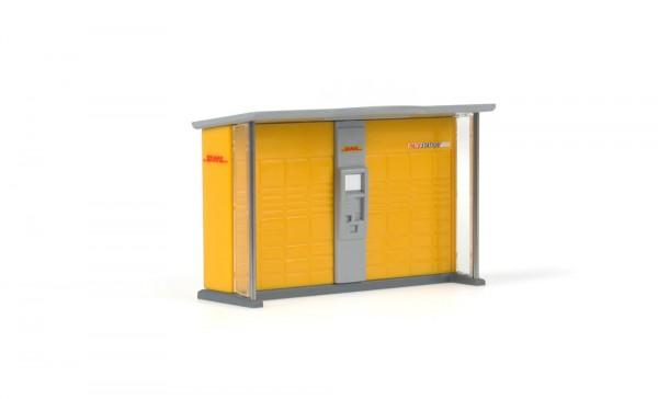 Packstation eckig, 1:87