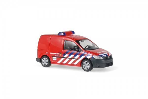 Volkswagen Caddy 11 Brandweer Amersfoort (NL), 1:87