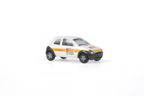 Ford Ka DRK Menüservice, 1:87