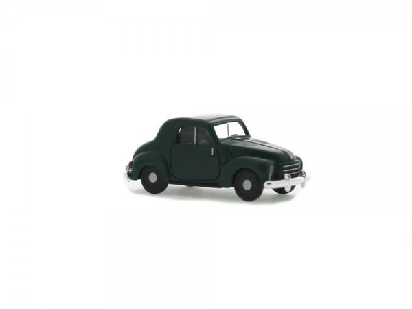 Fiat 500 C Topolino Limousine grün, 1:87