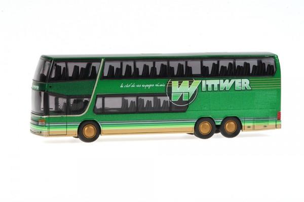 Setra S 328 DT Wittwer Reisen (CH), 1:87