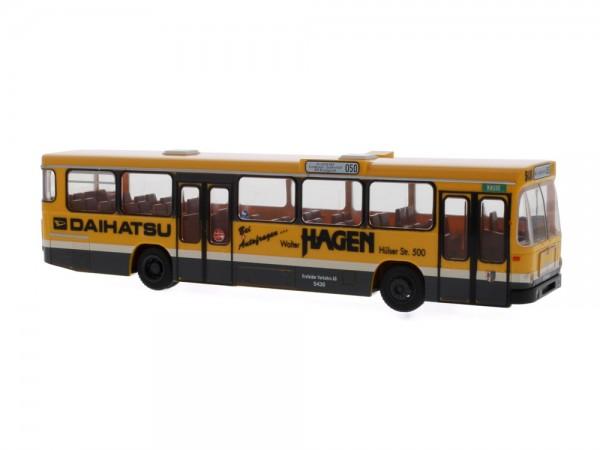 MAN SL 200 Krefelder Verkehrs-AG, 1:87