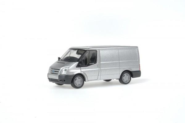 Ford Transit 06 Kasten Flachdach, kurz metallic, 1:87
