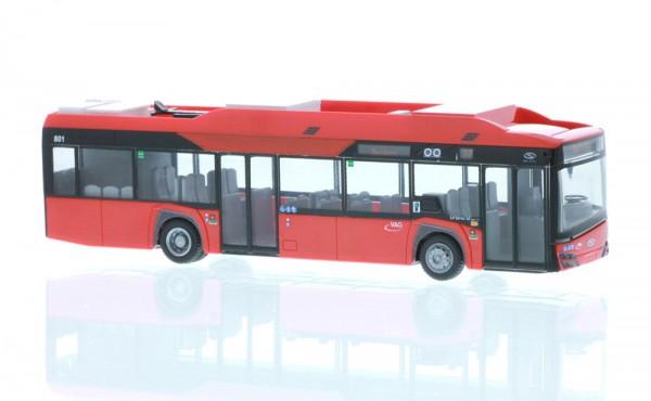 Solaris Urbino 12´19 electric VAG Freiburg, 1:87