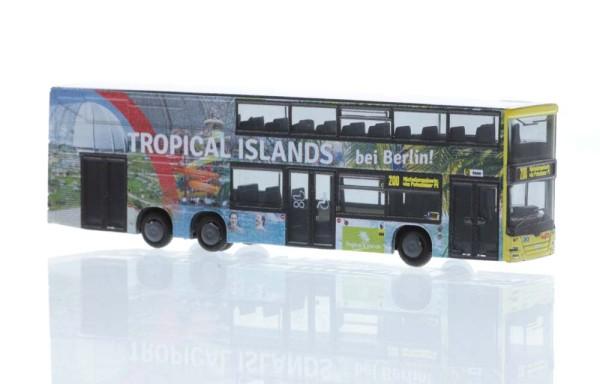 MAN Lion´s City DL07 Tropical Islands, 1:160