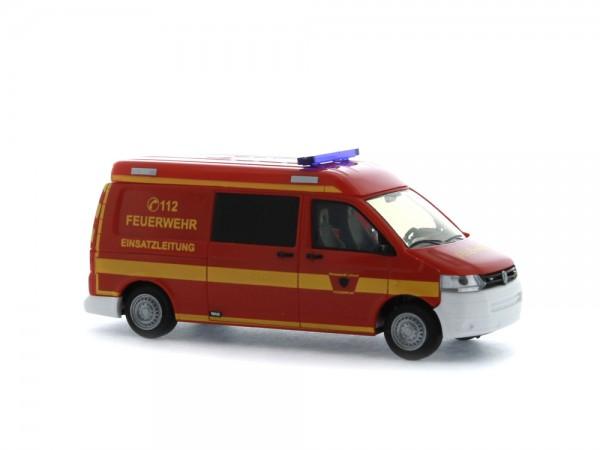 Volkswagen T5 ´10 Feuerwehr Lübeck, 1:87