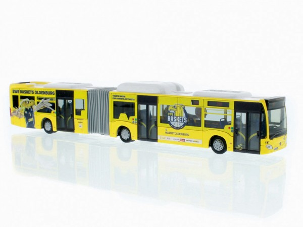 Mercedes-Benz Citaro G´15 NGT VWG Oldenburg-EWE Baskets, 1:87
