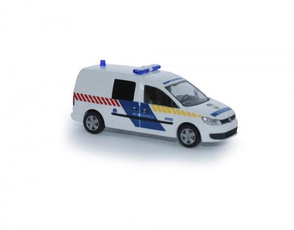 Volkswagen Caddy Maxi ´11 Rendörseg (HU), 1:87