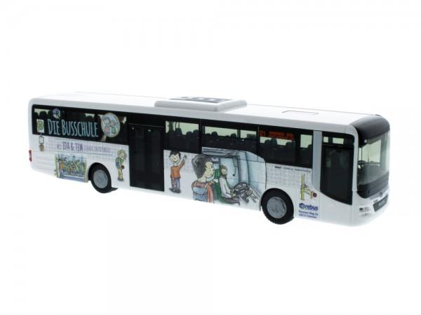 MAN Lion's Intercity Busschule Regionalbus Rostock, 1:87