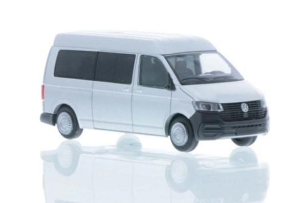 Volkswagen T6.1 LR Bus MD reflexsilber, 1:87