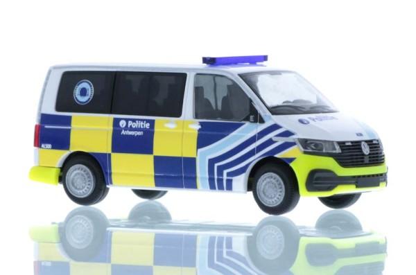 Volkswagen T6.1 Politie Antwerpen (BE), 1:87