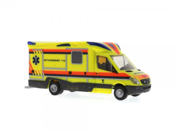 Ambulanz Mobile Tigis Ergo Krankentransport Ost/West, 1:87