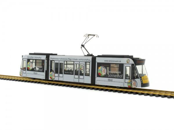 Siemens Combino Verkehrsbetriebe Nordhausen - Seniorenwerk, 1:87