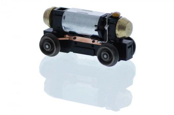 Universalantrieb-Festeinbau H0 Motor 12V= 4 Räder, Achsstand 30,5mm