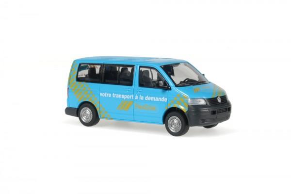 Volkswagen T5 Bus KR FD Votre Transport (FR), 1:87