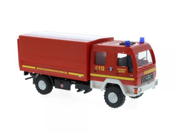 MAN Dekon-P Feuerwehr Wilthen, 1:87