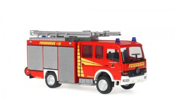 Schlingmann Mercedes Benz Atego LF 16/12 Feuerwehr Hasbergen, 1:87