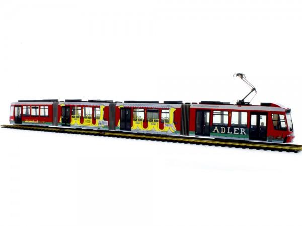 Adtranz GT8 VAG - Adler Bahnmuseum, 1:87
