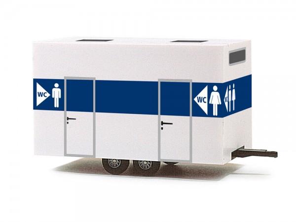 WC-Anhänger, 1:87