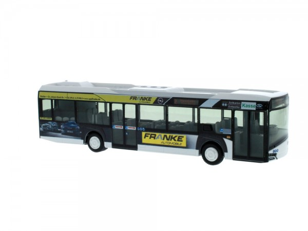 Solaris Urbino ´14 12 Stadtbus Weiden Opel Franke, 1:87