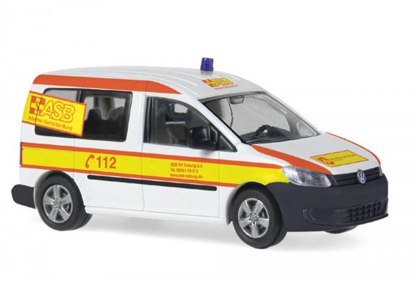 Volkswagen Caddy 11 ASB Coburg, 1:87