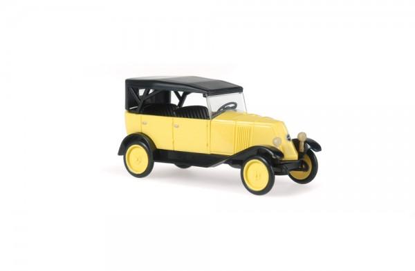 Renault NN1 Cabrio gelb schwarz, 1:87