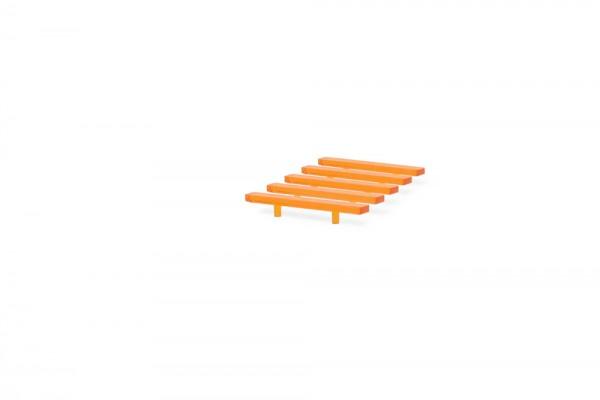 LED Balken für RTW/Transporter orange (5 Stück), 1:87