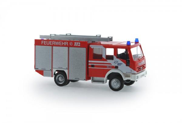 Magirus Eurofire Flughafenfeuerwehr Frankfurt/Main, 1:87