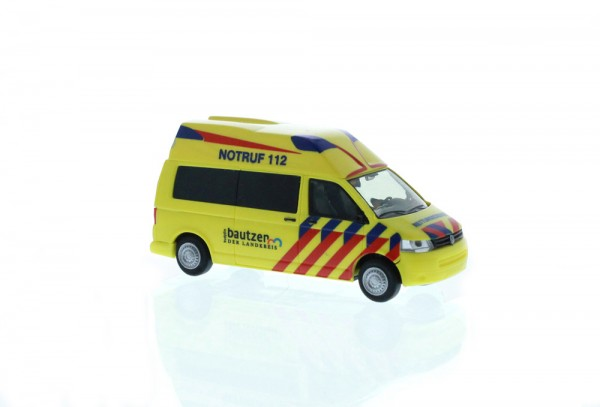 Ambulanz Mobile Hornis Silver ´10 Rettungsdienst Radeberg, 1:87