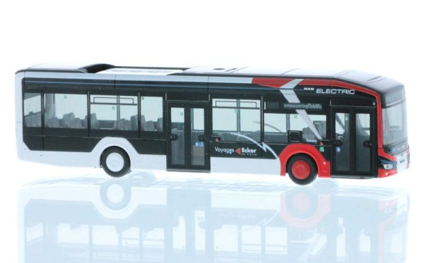 MAN Lion´s City 12´18 electric Voyages Ecker (LU), 1:87