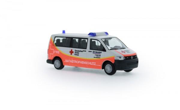 Volkswagen T5 `10 Katastrophenschutz OV Gersfeld, 1:87