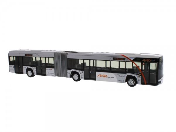 Solaris Urbino 18 '14 AAR Bus/Bahn Aarau (CH), 1:87