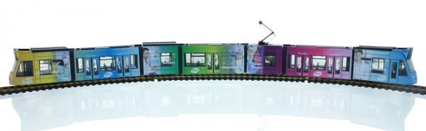 Siemens Combino VAG Freiburg - Pfizer, 1:87