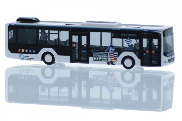 MAN Lion´s City 12´18 Hybrid Stadtwerke Neu-Isenburg, 1:87