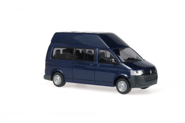 Volkswagen T5 ´10 HD Bus LR farbig, 1:87