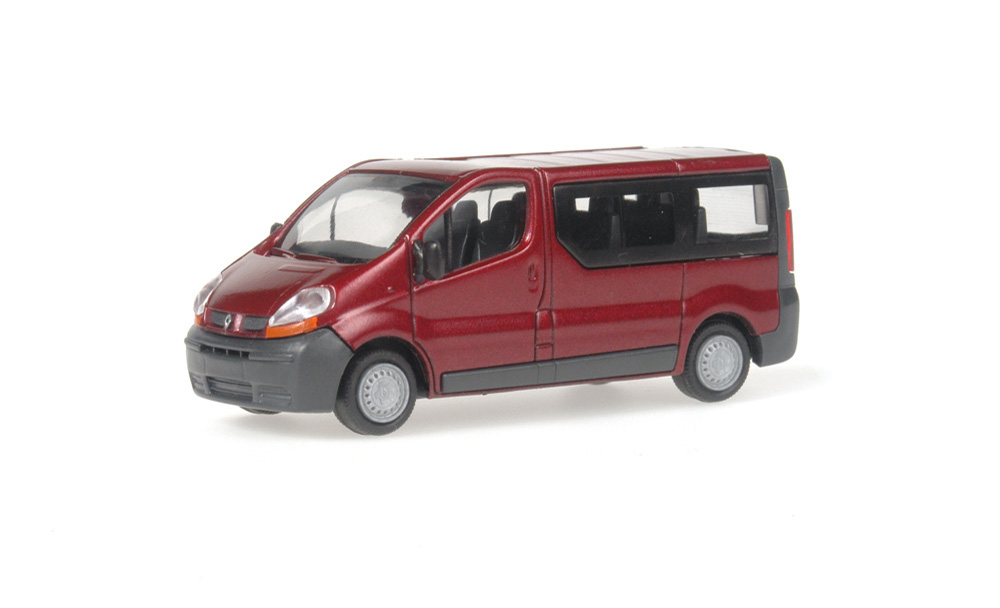 renault trafic combi metallic 1 87 pkw transporter handelsprogramm rietze automodelle. Black Bedroom Furniture Sets. Home Design Ideas