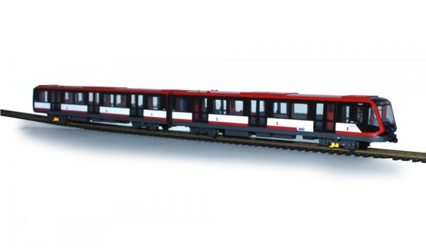 Siemens G1 U-Bahn VAG Nürnberg 405-408, 1:87