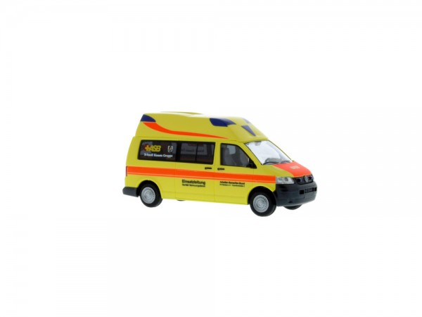 Ambulanz Mobile Hornis Silver ASB Bautzen, 1:87