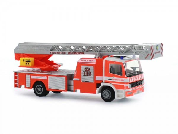 Mercedes Benz Atego DLK L-AS FW Bad Krozingen, 1:87