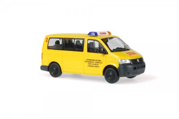VW T5 Bus KR FDPoznan Lawica (PL), 1:87