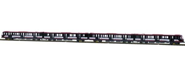 Siemens G1 U-Bahn Fahrmodell VAG Nürnberg 413-416, 1;87