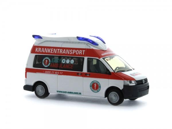Ambulanz Mobile Hornis Blue Easy Ambulance, 1:87