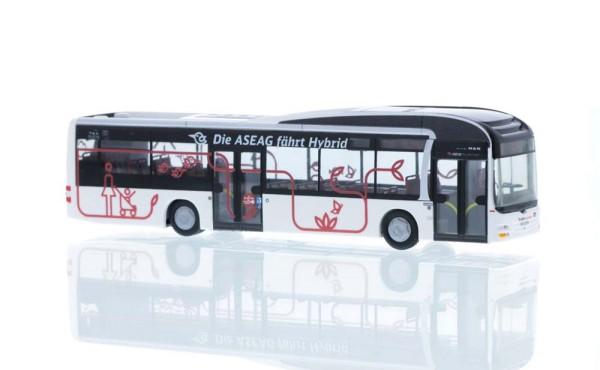 MAN Lion´s City Hybrid ASEAG Aachen, 1:87