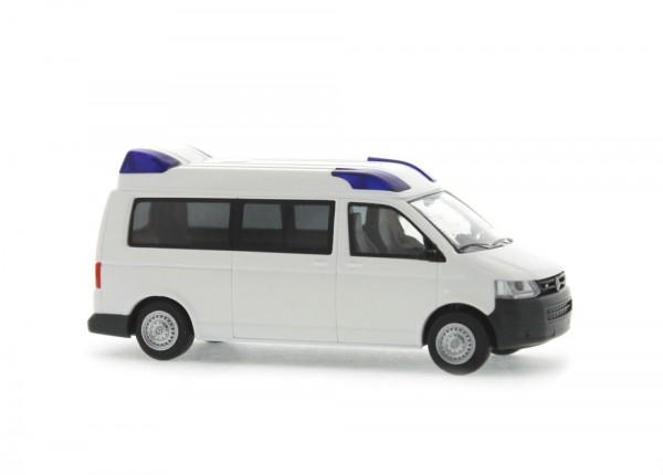 Ambulanz Mobile Hornis M '10 weiß, 1:87