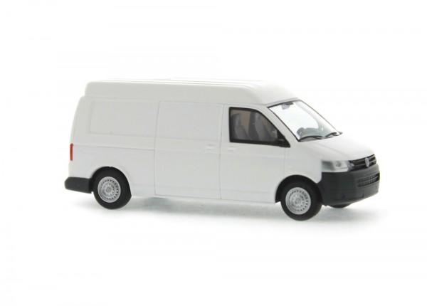 Volkswagen T5 '10 LR MD Kasten weiß, 1:87