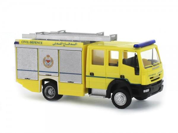 Iveco Magirus HLF 20/16 Civil Defence Bahrein (BRN), 1:87