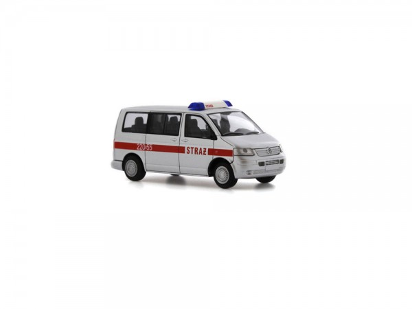 Volkswagen T5 Bus KR FD Straz (PL), 1:87