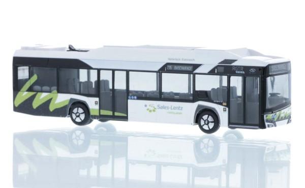 Solaris Urbino 12´19 electric Sales Lentz (LU), 1:87
