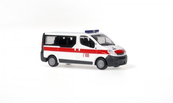 Opel Vivaro Rode Kruis (BE), 1:87