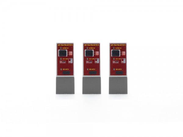 Fahrkartenautomat Deutsche Reichsbahn, 1:87